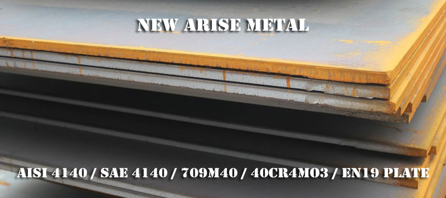 4140 Plate, EN19 Plate, 40Cr4Mo3 Plate, 709M40 Plate, Stockist, Supplier, Exporter