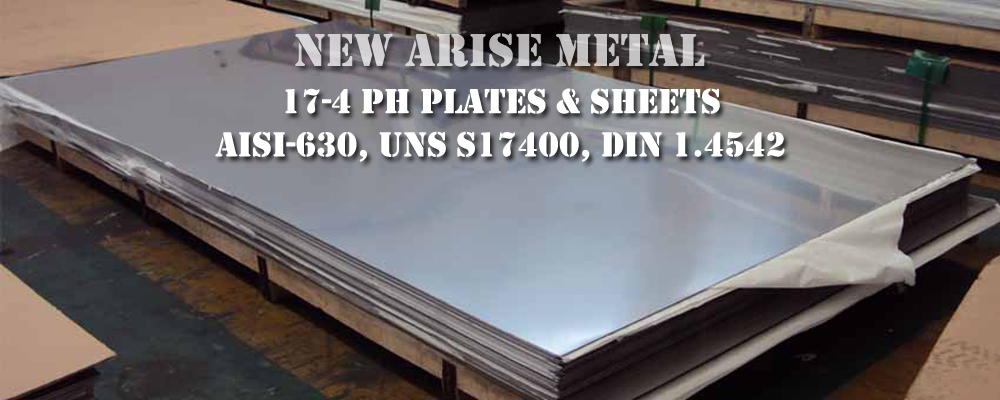 17-4 PH Plates Sheets Stockist Mumbai Suppliers India